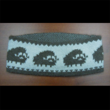 Muskox Qiviut Headbands
